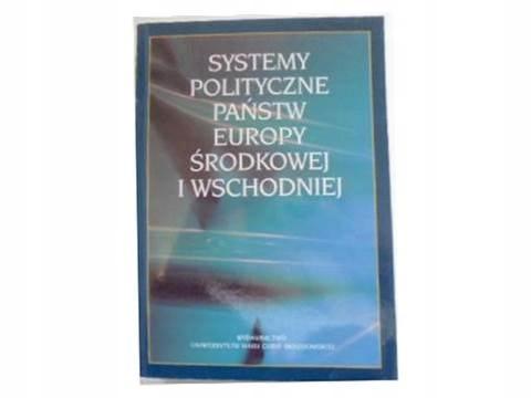 Systemy polityczne państw Europy środkowej - 24h