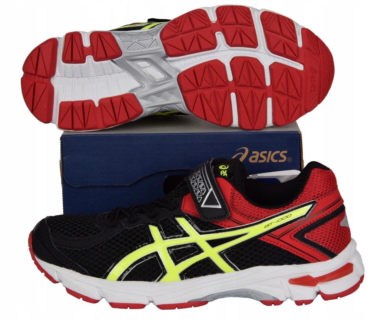 Buty dziecięce ASICS GT 1000 4 PS r. 34,5 7476888305