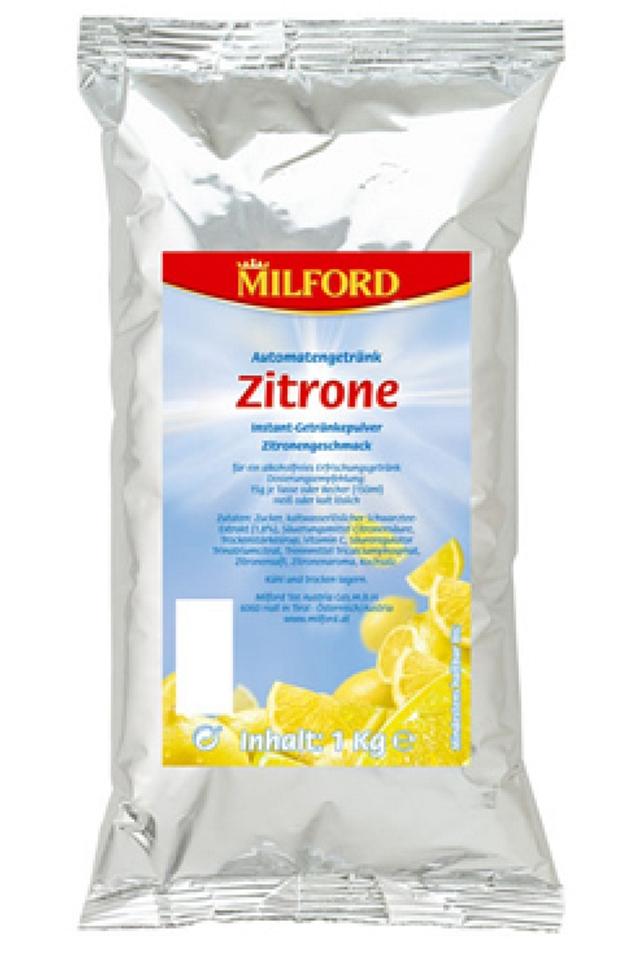 Herbata instant cytrynowa MILFORD VENDING 1kg