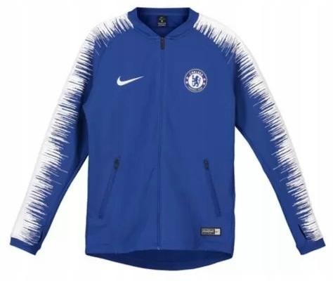 Bluza NIKE Chelsea niebieska JR size 128-140