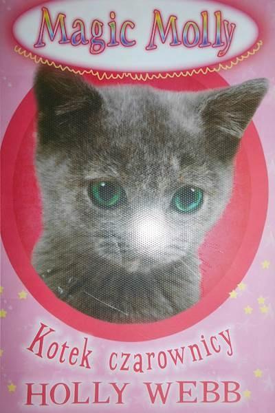 Magic Molly Kotek czarownicy - Holly. Webb