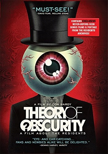 BLU-RAY Documentary - Theory Of Obscurity Resident