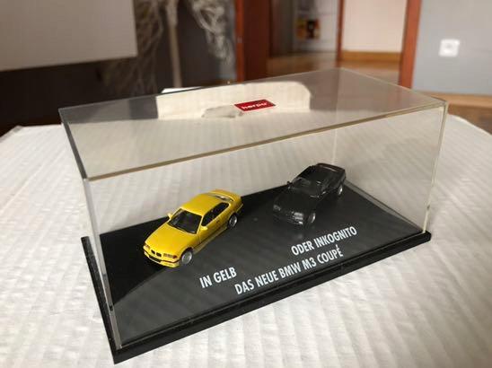 Herpa Exclusiv BMW M3 e36