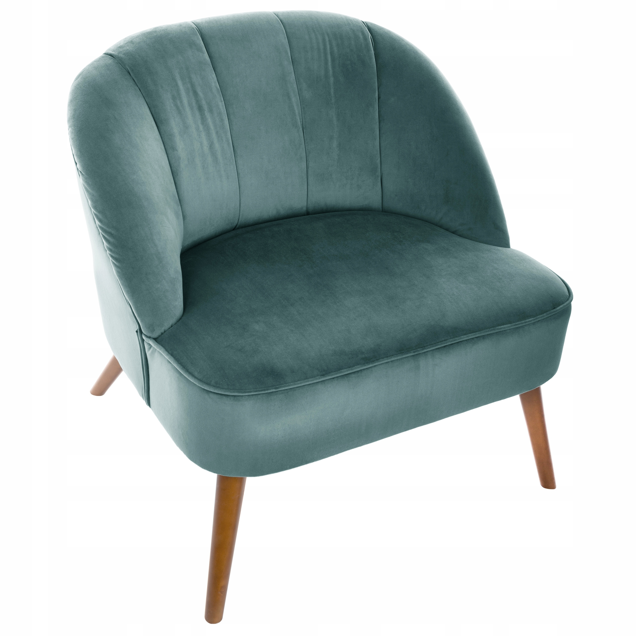 Modny Ekskluzywny Fotel Do Salonu Zielony Fotel 7910079435