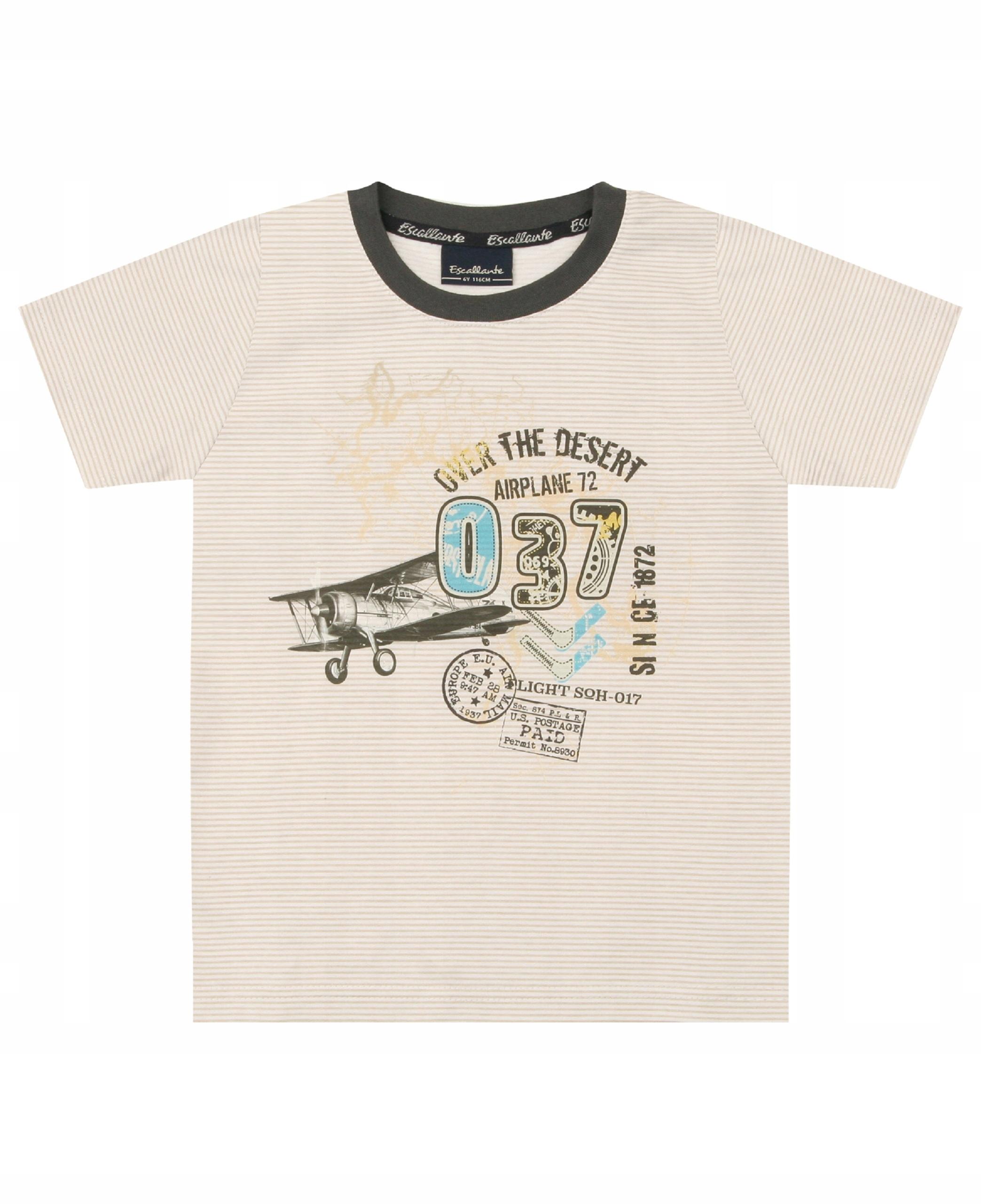 36b394035 Escallante T-shirt chłopięcy r.104 EJE-0139 - 7256146924 - oficjalne ...