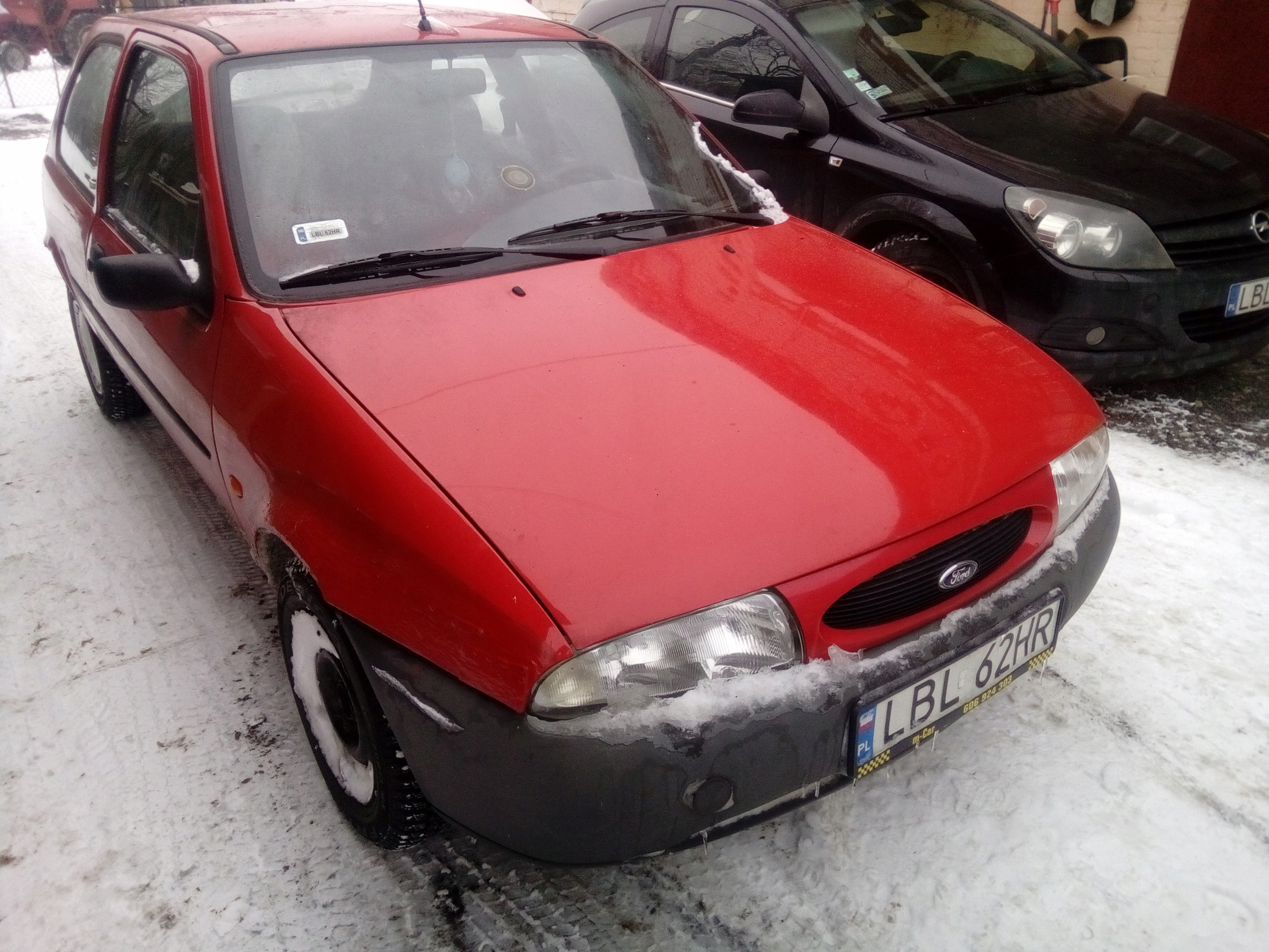 Sprzedam Ford Fiesta Mk4 1.3 benzyna