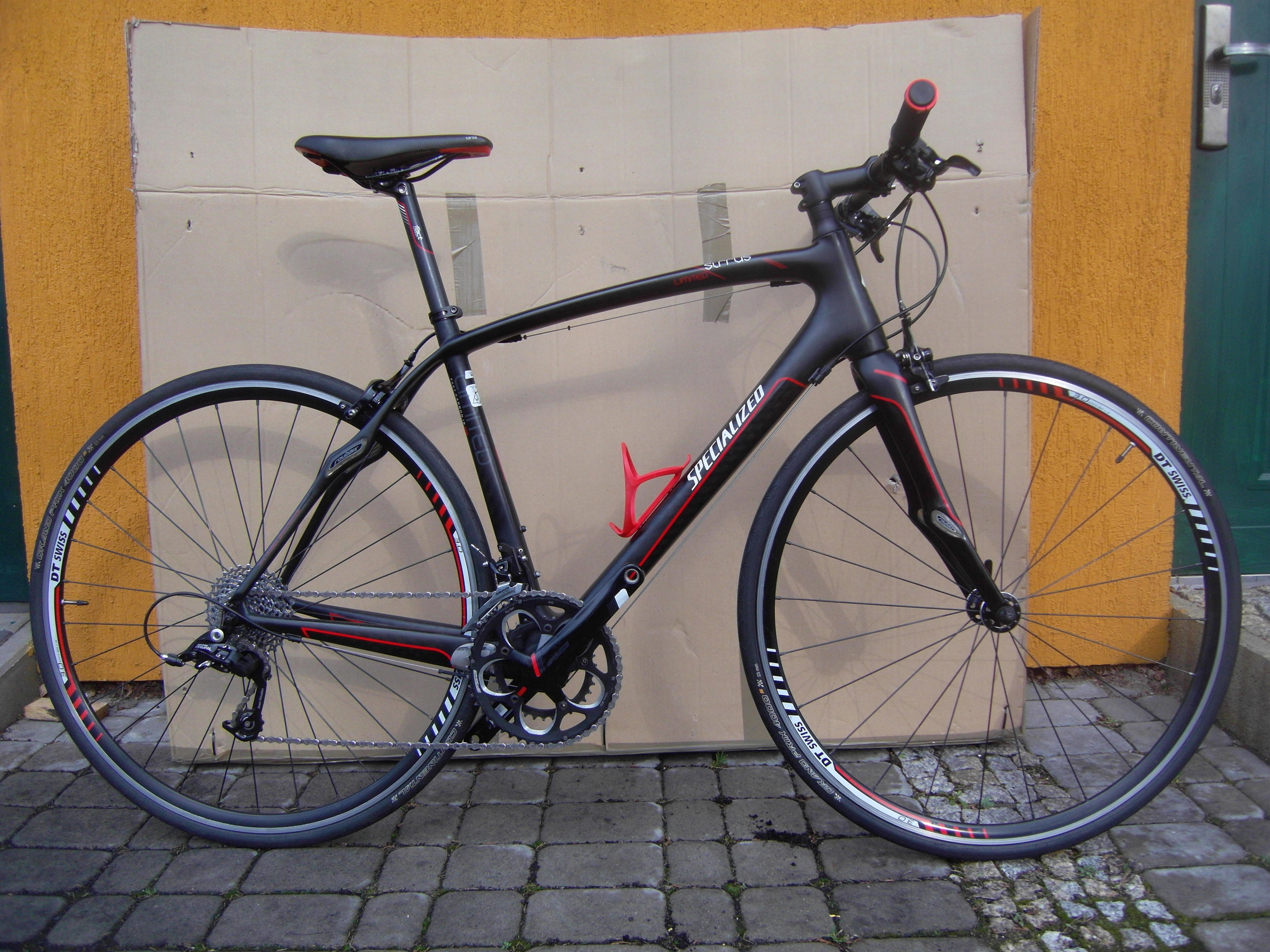 Specialized Sirrus Limited_Rival 2x10Fitnes_carbon