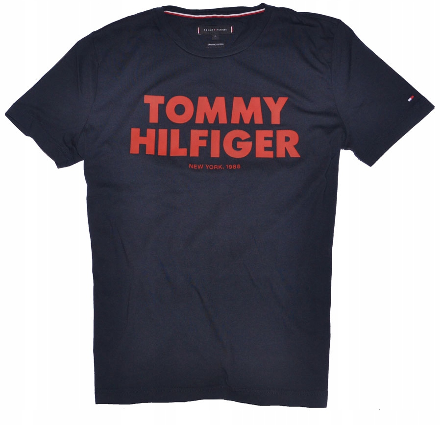 NOWY T-SHIRT MARKI TOMMY HILFIGER ROZMIAR XL