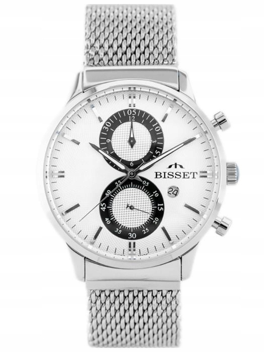 Zegarek męski Bisset BSDD88 + PREZENT