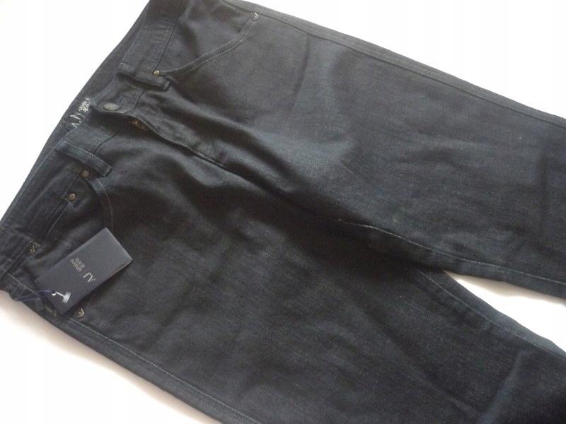 ARMANI*nowe jeansy ORYGINAŁ*30