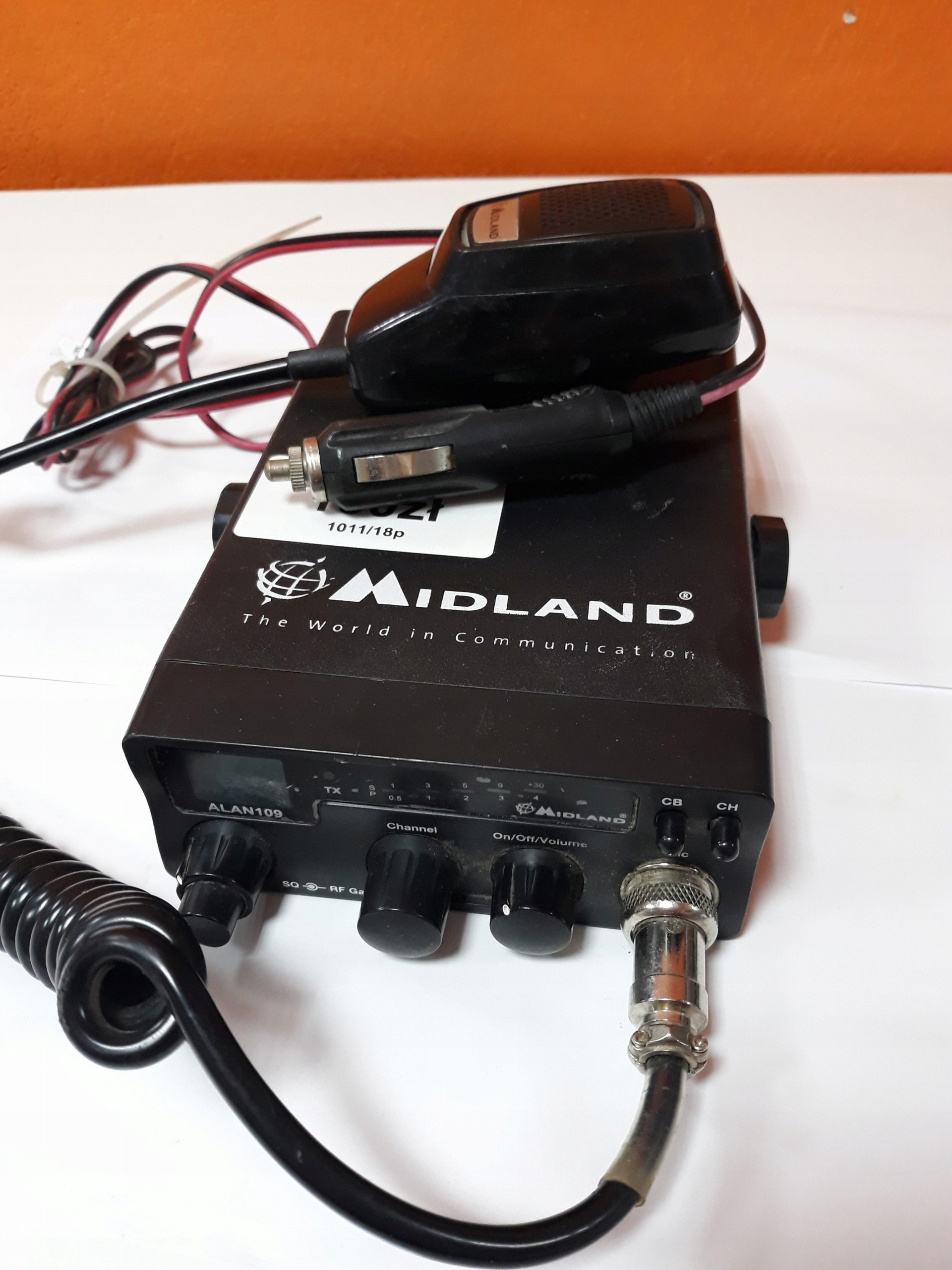 Radio CB MIDLAND Alan 109