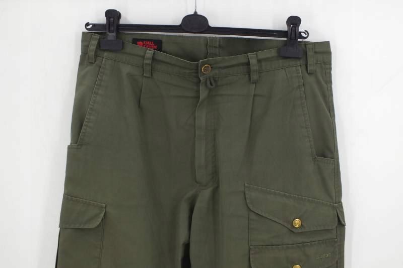 Fjallraven g-1000 spodnie męskie W36L30 r 50