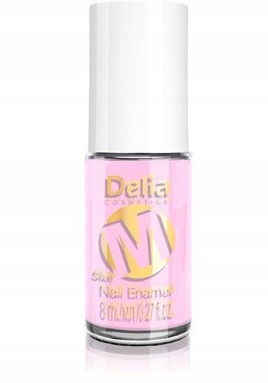 Delia Cosmetics Size M Emalia do paznokci 5.04 8