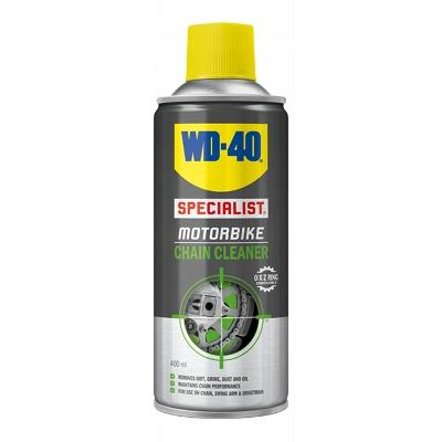 WD-40 preparat do czyszczenia łańcucha 400ml