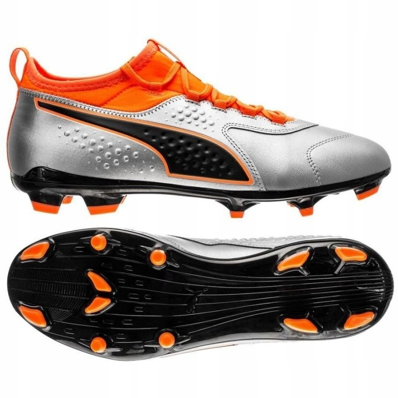 Buty piłkarskie Puma One 3 Lth FG M 104743 01