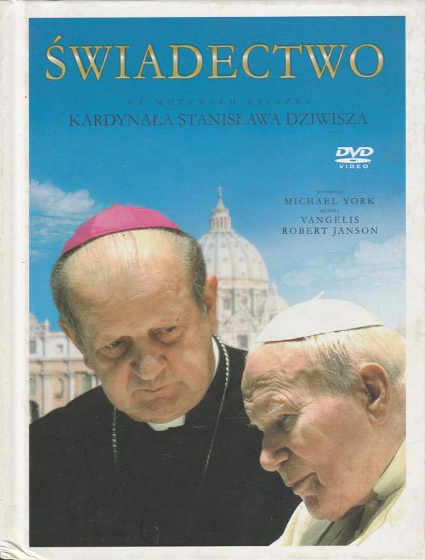 Świadectwo DVD