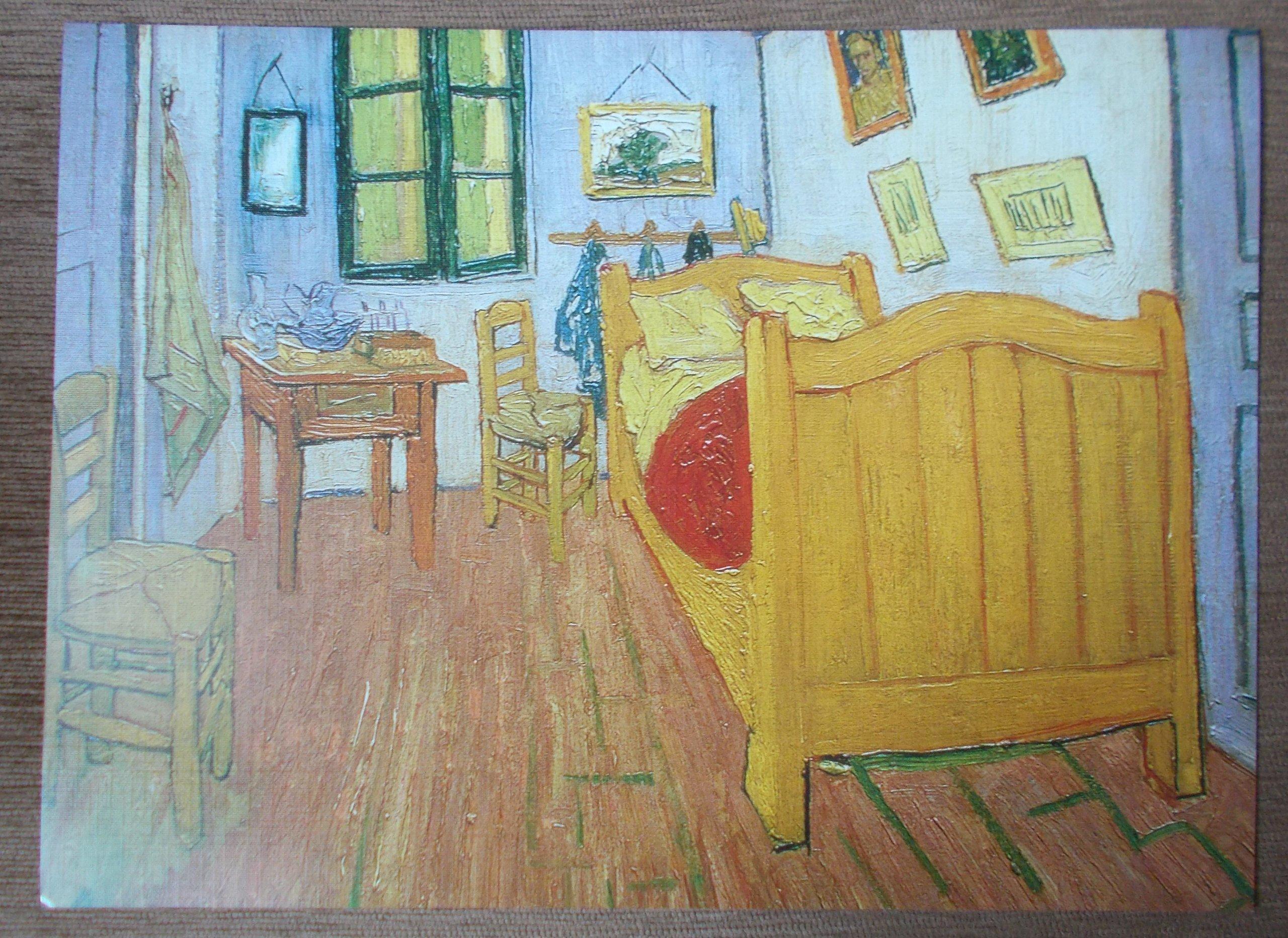 Vincent Van Gogh Sypialnia Van Gogha W Arles 7512634086