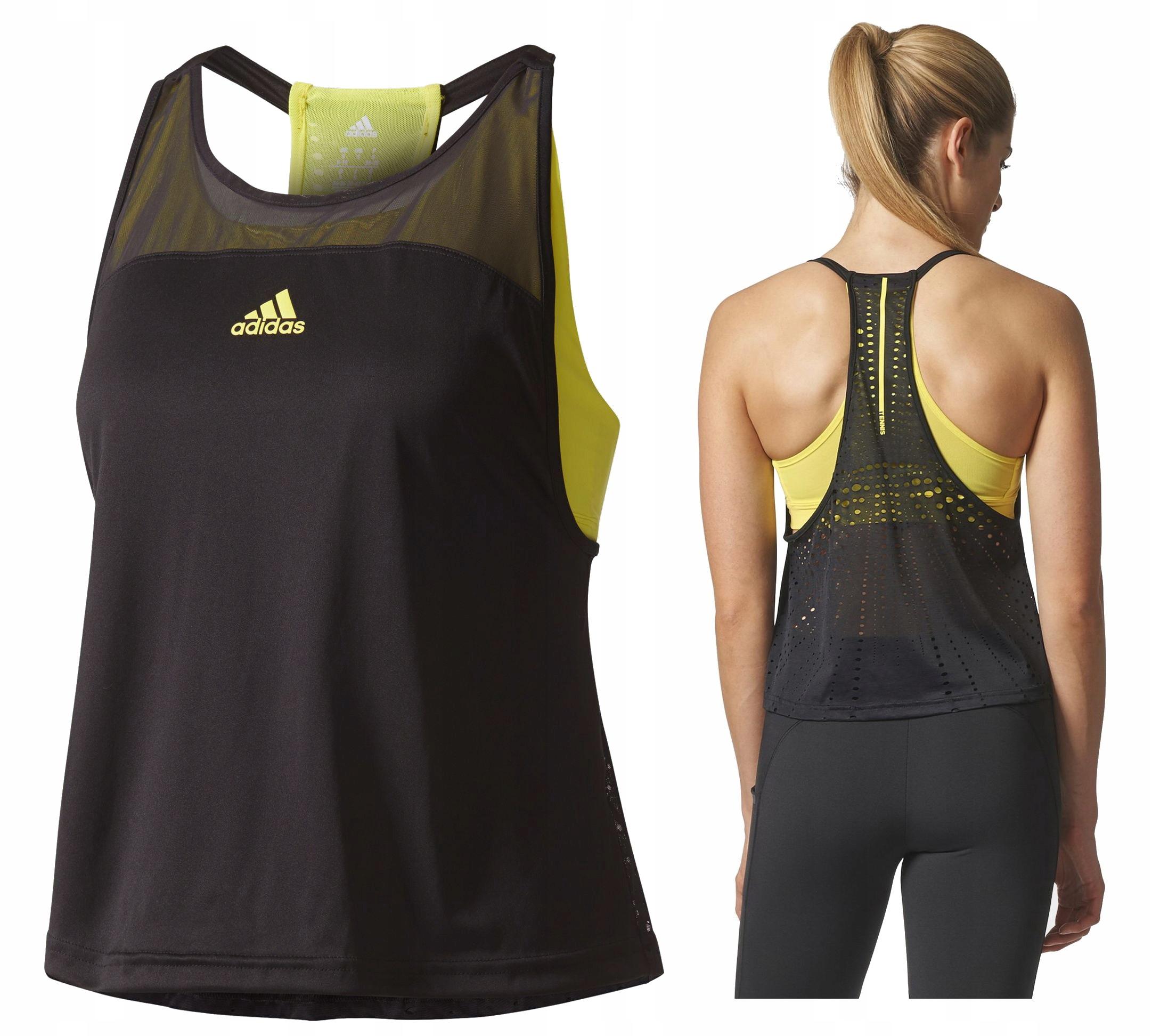 Adidas US Series Tank koszulka damska tenisowa - L