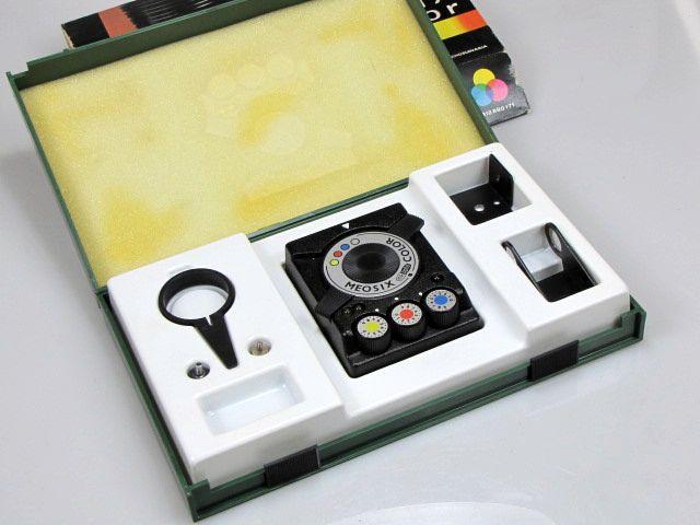 MEOSIX color 1 - meopta / analizator duży zestaw