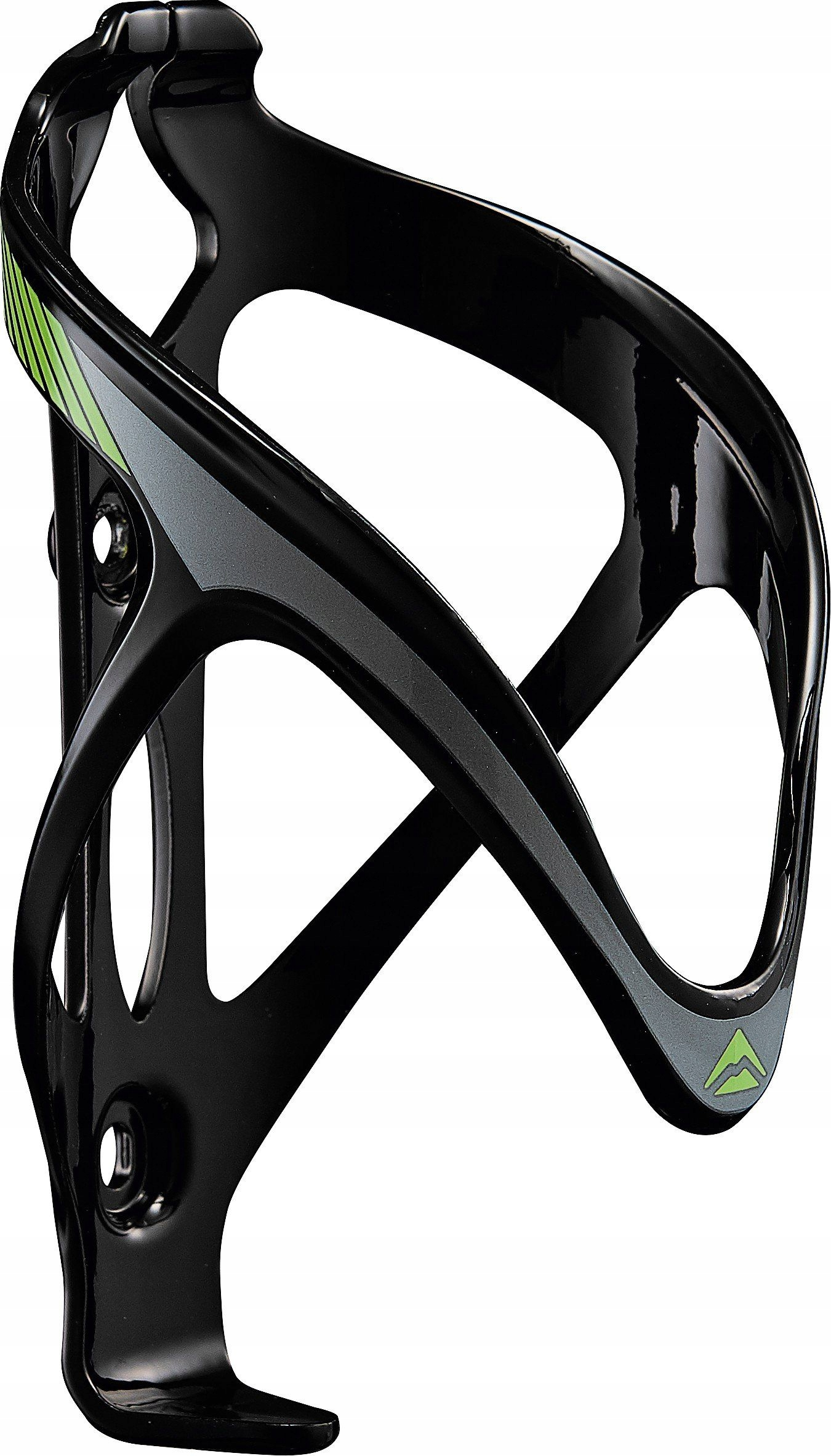 Koszyk bidonu MERIDA CA-MD074 czarno-zielony