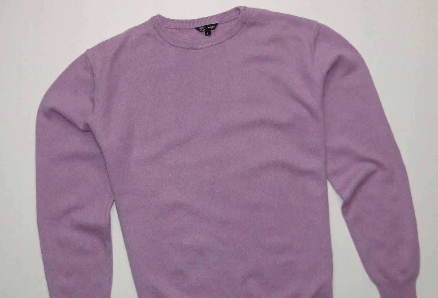 Sweter Oviesse OVS Maglia Italy 100% Kaszmir / L