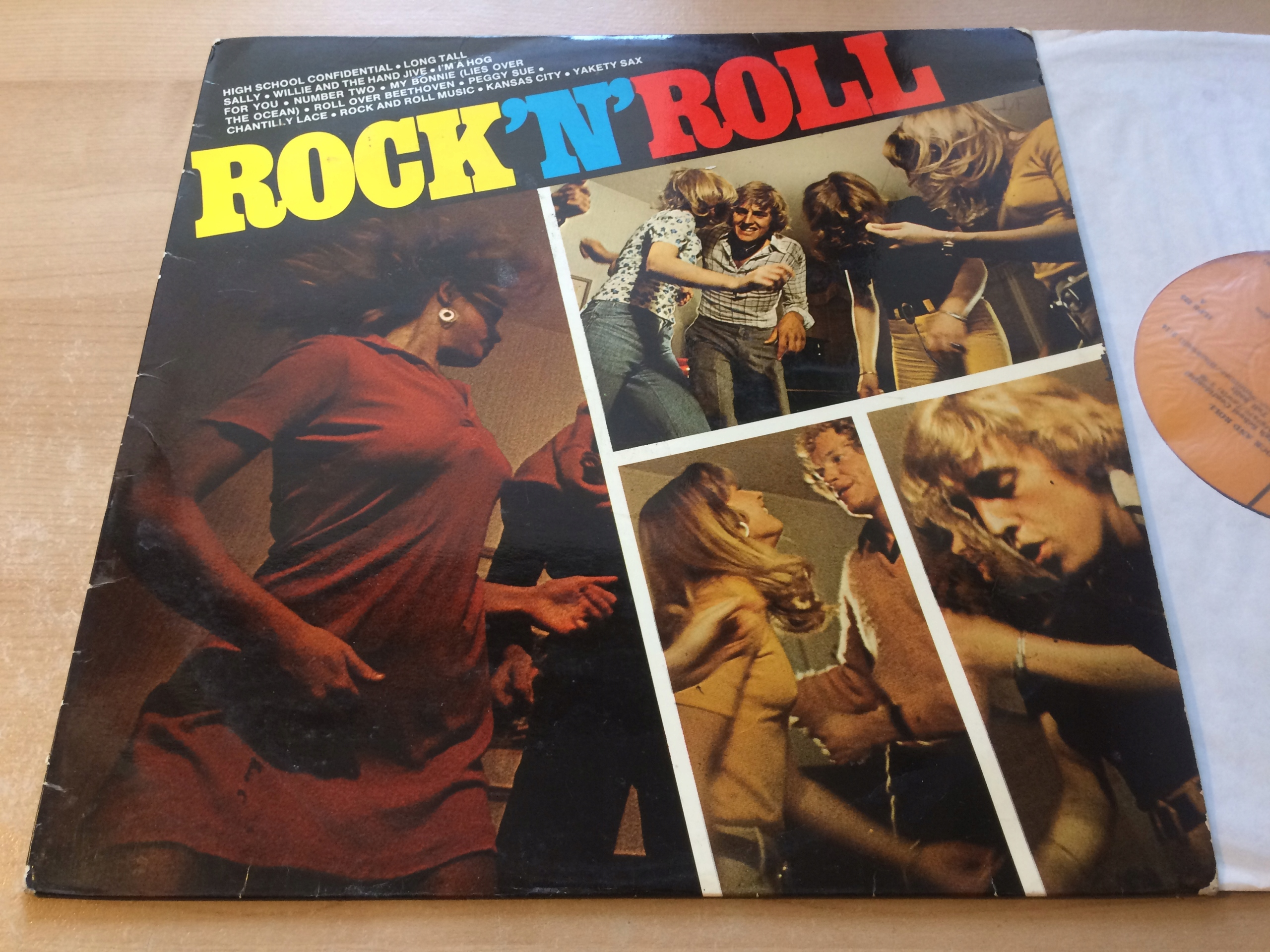 # Various ROCK'N'ROLL [VG/G]