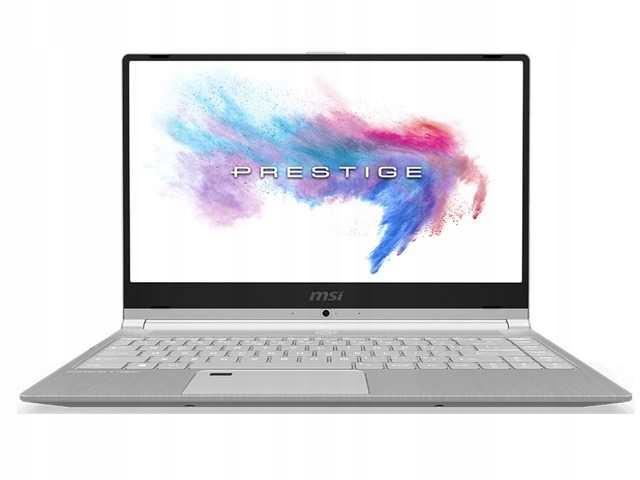 Laptop MSI PS42 i7-8550U 8GB 256GB SSD W10