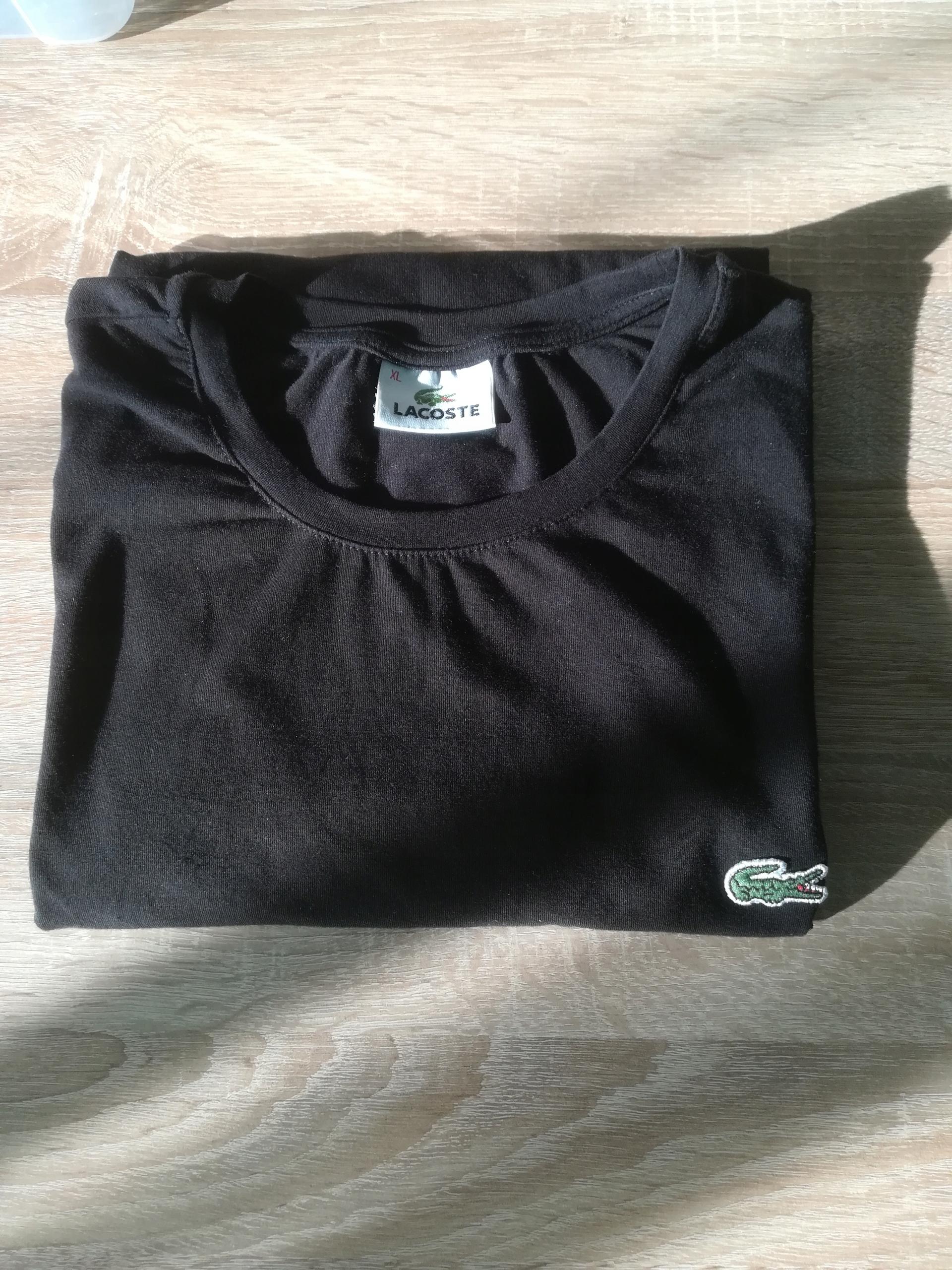 Nowa Koszulka Lacoste XL