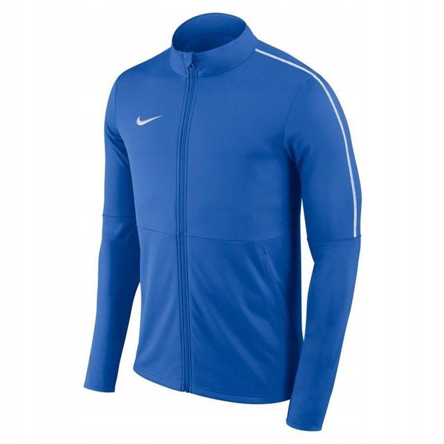 Bluza Męska Nike Dry Park 18 kieszenie niebiesk M