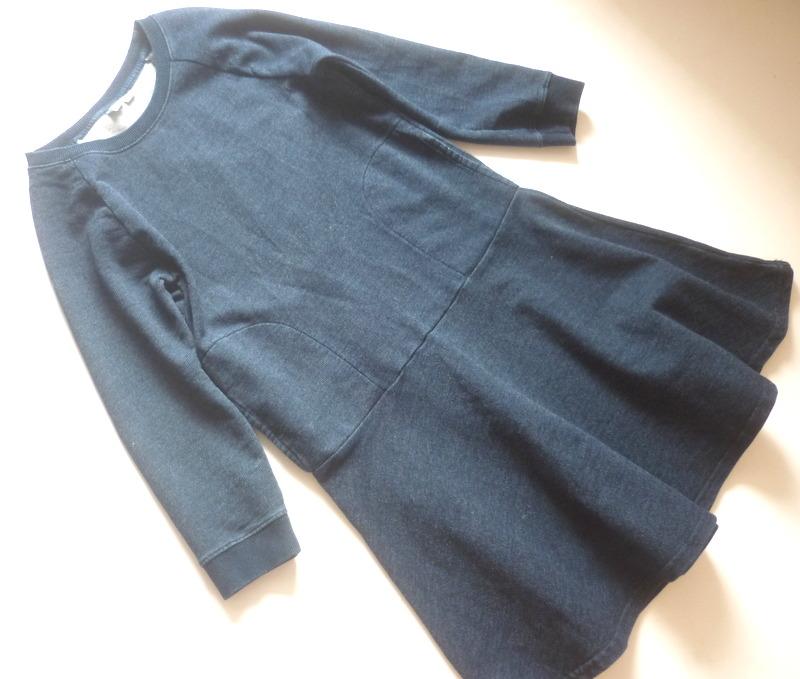 GAP*SUKIENKA dres jak jeans*13-14LAT