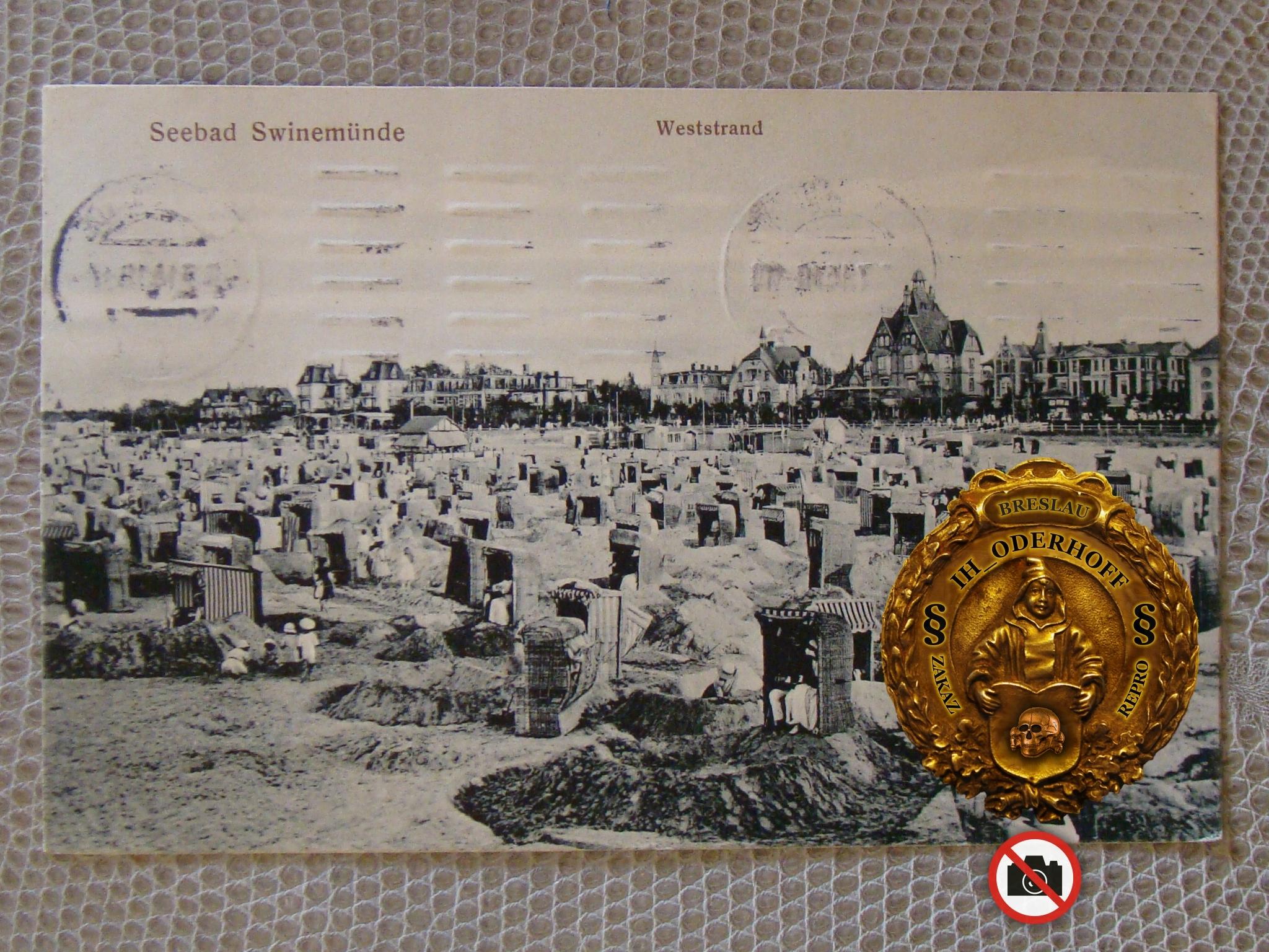 Swinemunde 1914,Lux C2559