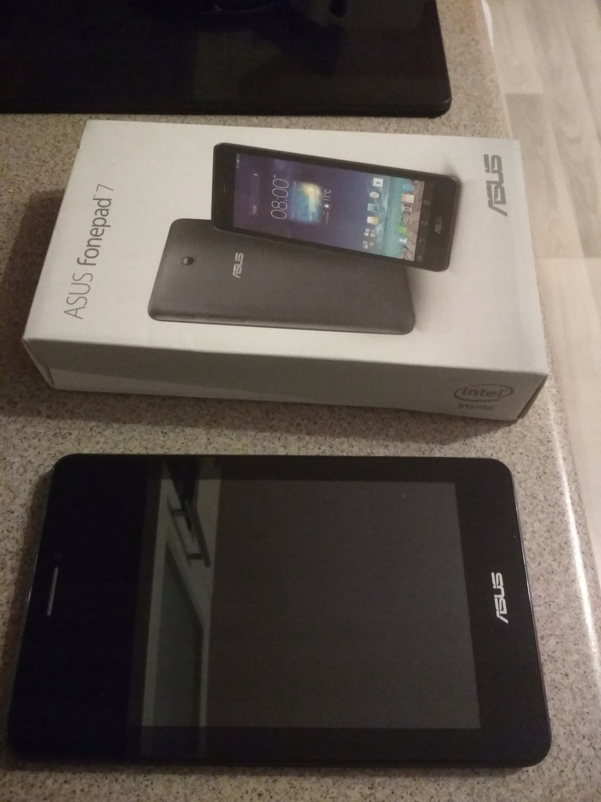 Tablet Asus FonePad 7 K00Z(ME175CG) - 7783733692 - oficjalne