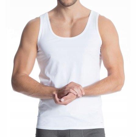A38 CALIDA koszulka męska biała M