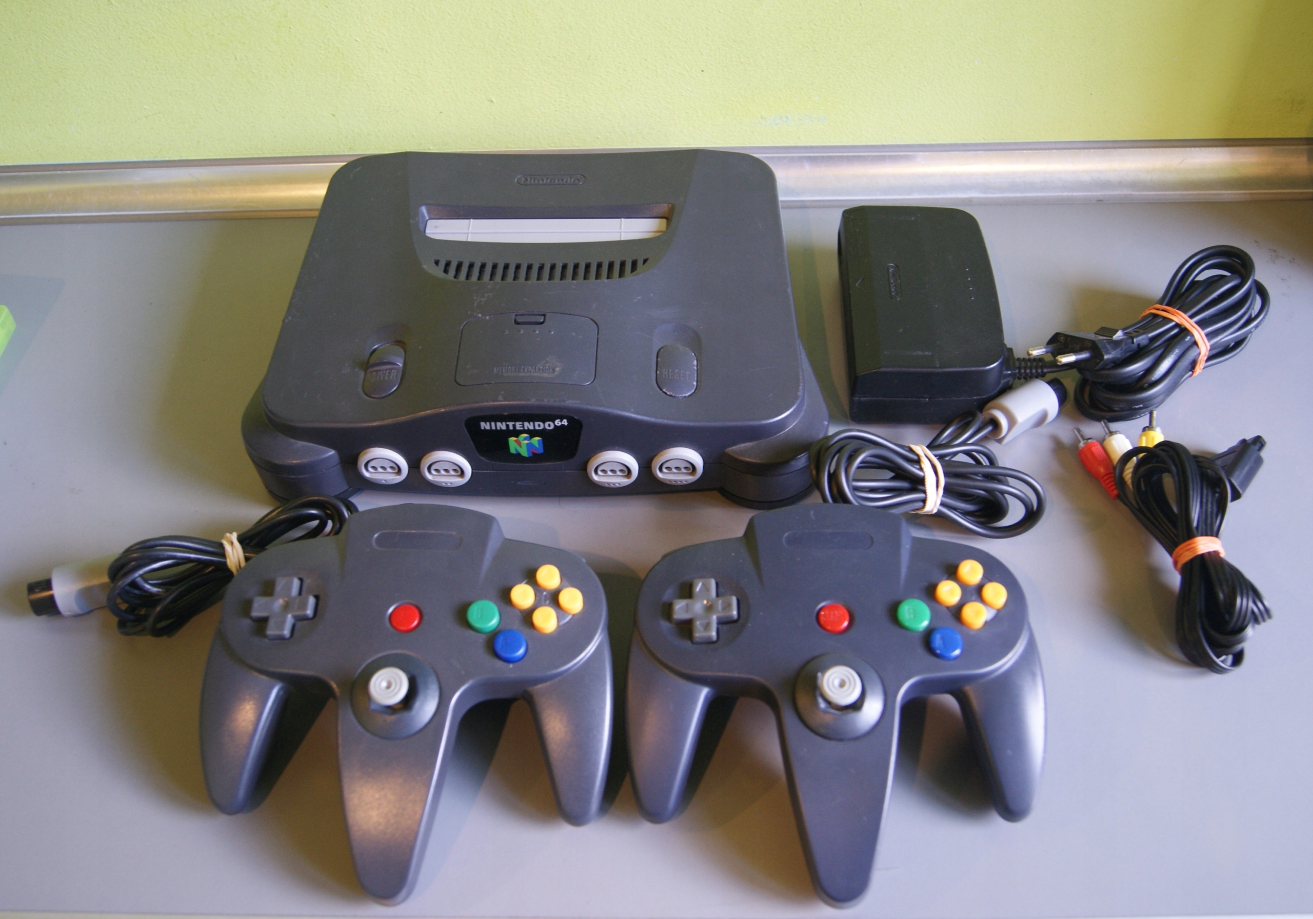 Konsola Nintendo 64