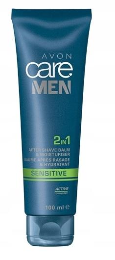 Avon Men 2 w 1 Łagodny Balsam po goleniu