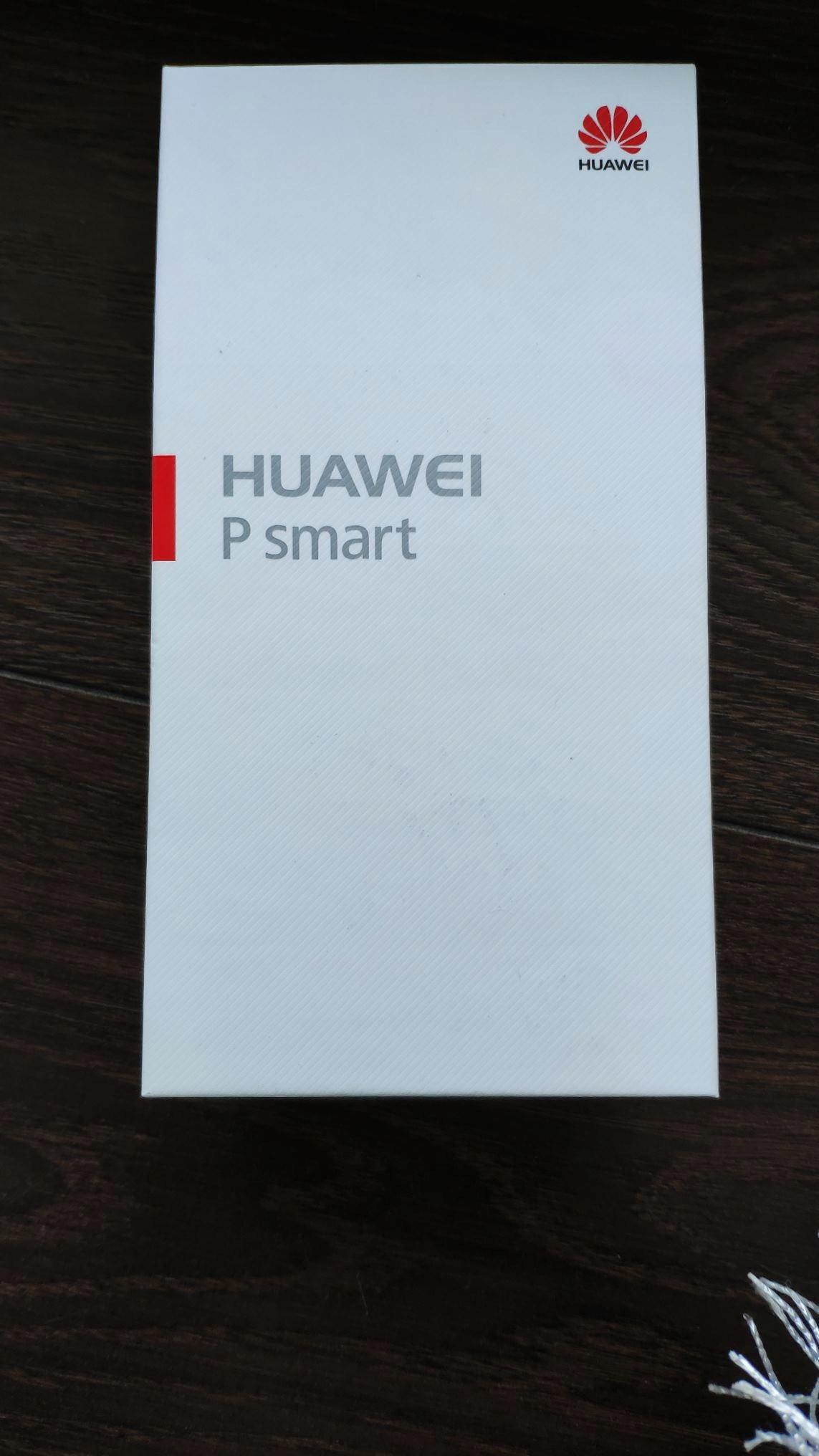 Huawei P Smart 3/32GB 16Gb microSD DUAL SIM CZARNY