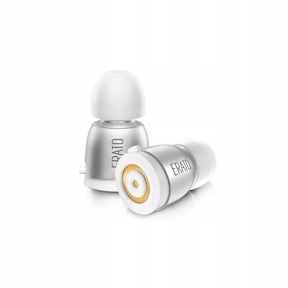 Słuchawki Bluetooth APOLLO 7s srebrne