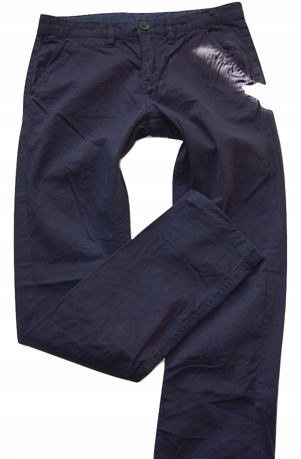 8Z405 NOWE chinos HERE THERE NA 158/12-13L