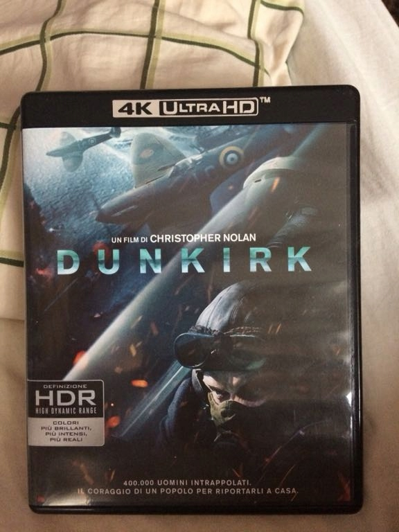 Dunkierka (dunkirk ) film 4 k