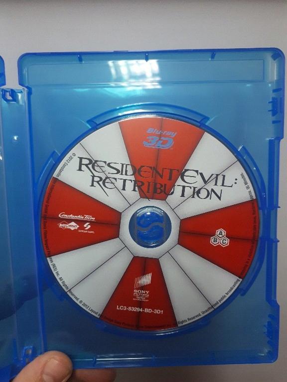 Resident Evil Retrybucja 3D