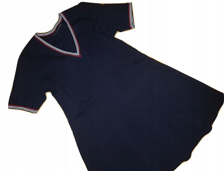 $K_FASHION - dresowa sukienka - ROZM.46