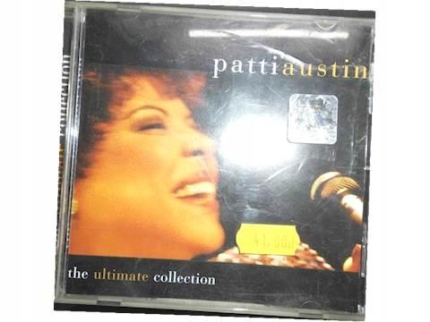 The Ultimate Collection - Patti Austin CD album