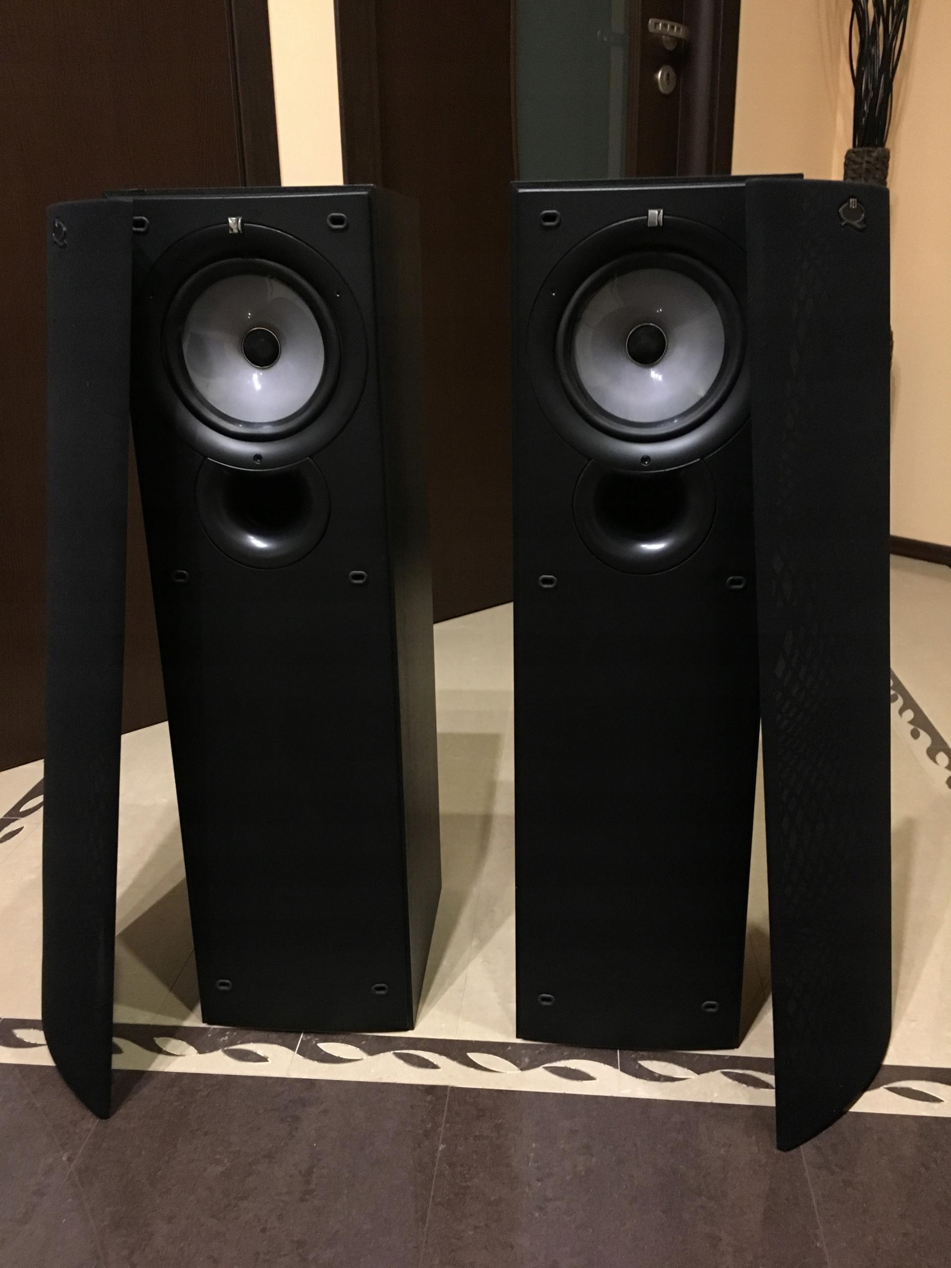 KEF Q35 kolumny podłogowe stereo, 100W, 6Ohm