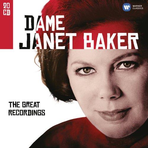 CD Baker, Janet - Janet Baker-The.. -Ltd- .. Great