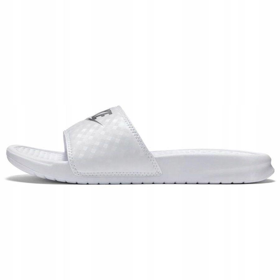Klapki Nike Benassi Just Do It 343881 102 40 1/2 b