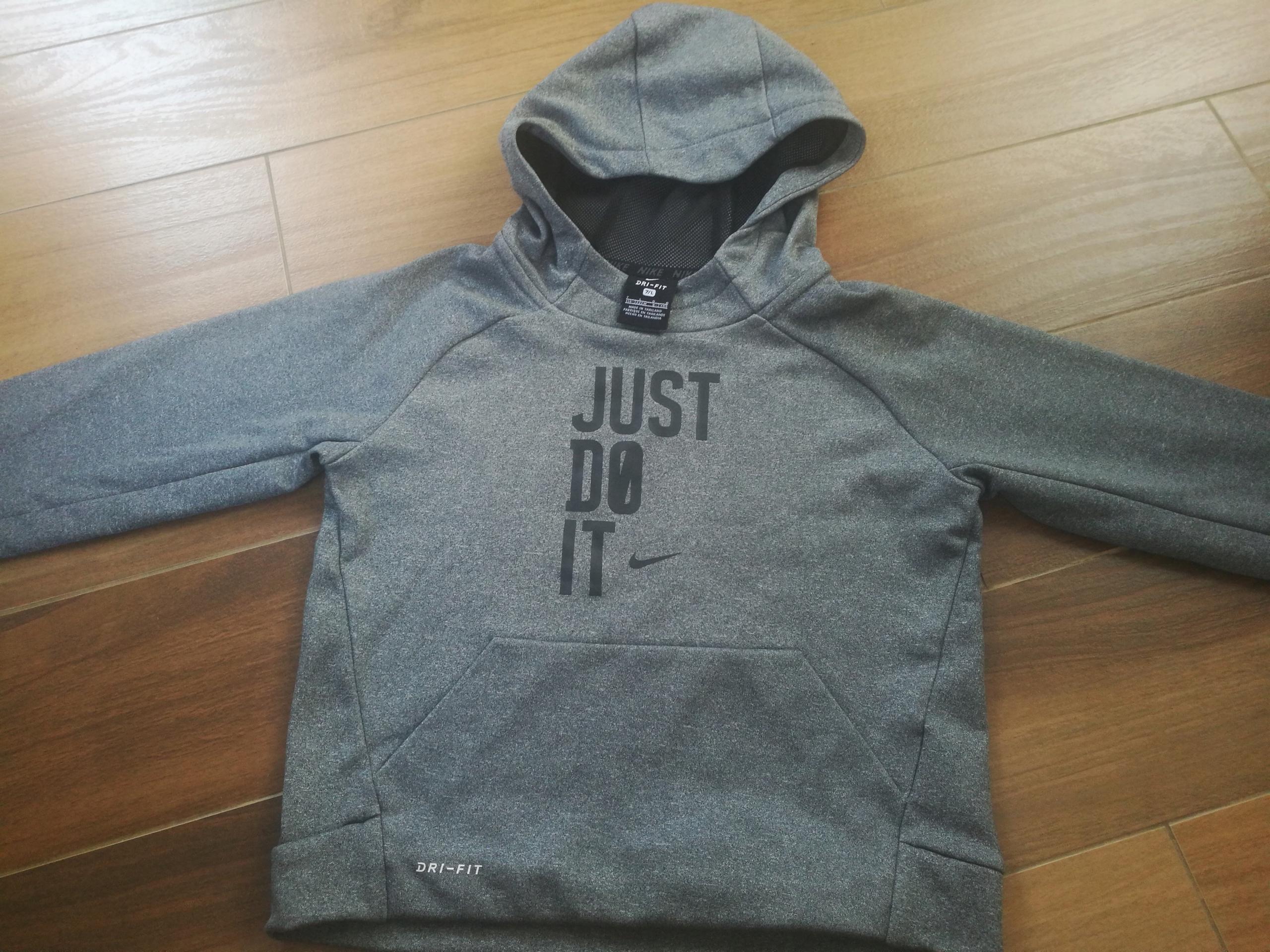 Bluza Nike Dry-Fit z USA 5 lat