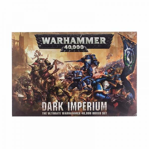 Dark Imperium Warhammer 40k - zestaw startowy