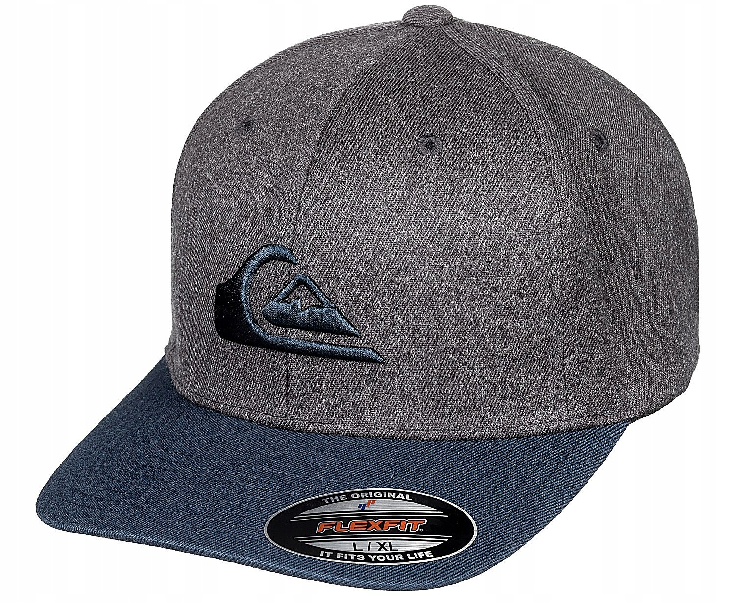 czapka Quiksilver Mountain and Wave Flexfit -