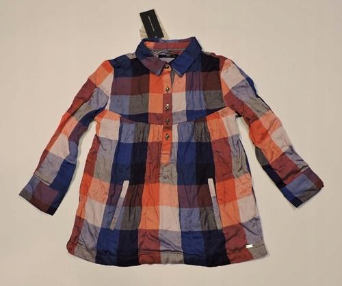 TOMMY HILFIGER koszulka XS 4-5 lat