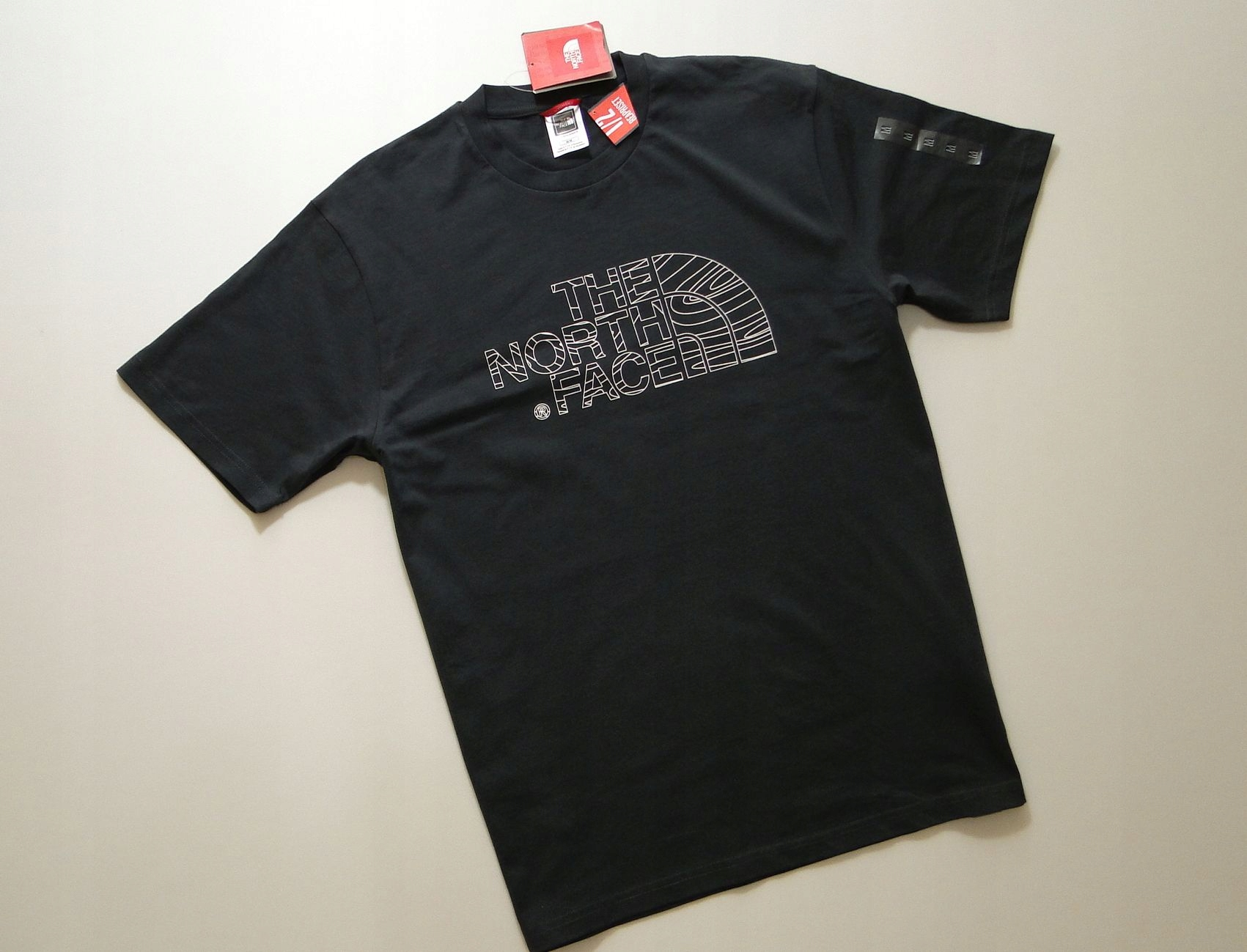 The North Face Koszulka Topo Tee T-Shirt Asphalt M